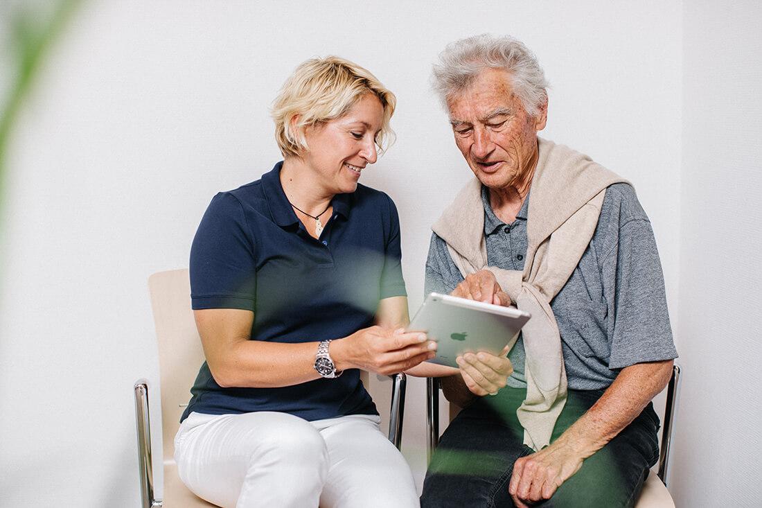 Hausarzt Partenkirchen - Dr. Kainz - Leistungen - Geriatrisches Basis-Assessment