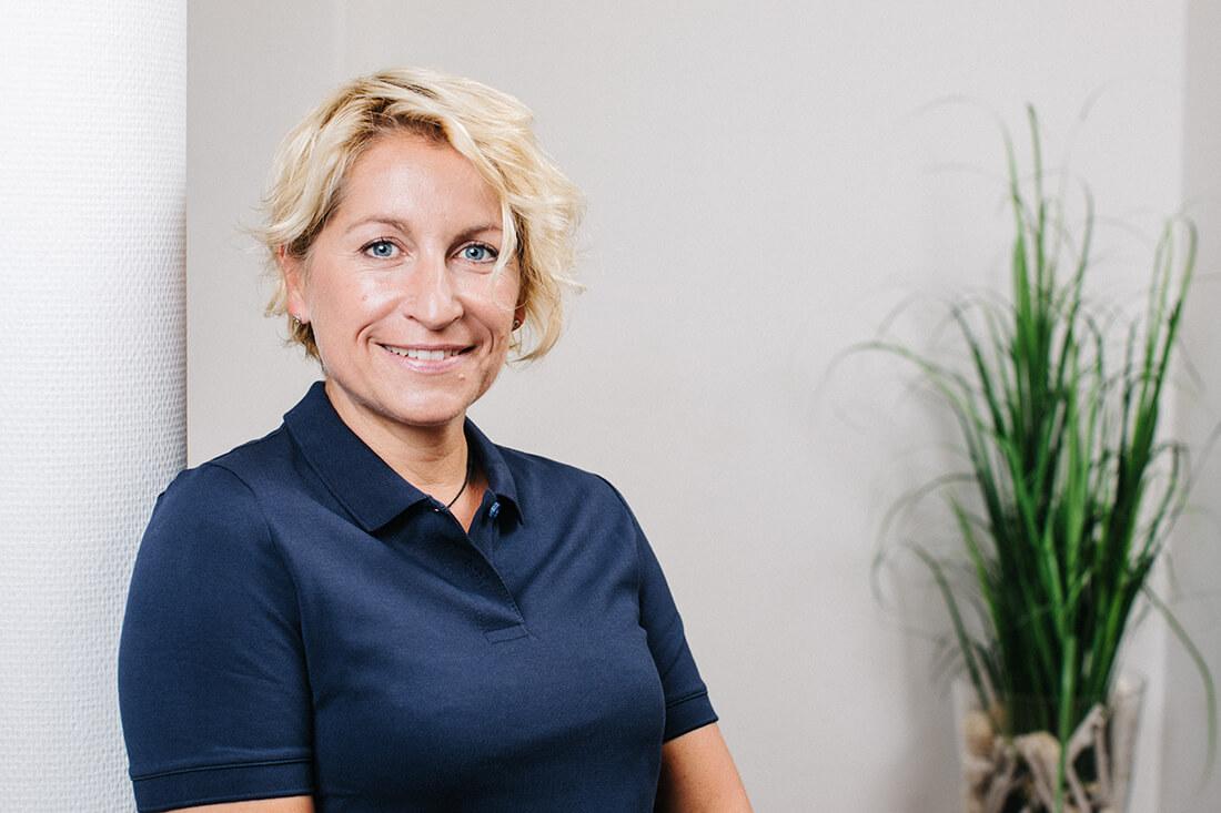 Hausarzt Partenkirchen - Dr. Kainz - Team - Berit